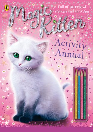 Magic Kitten Activity Annual