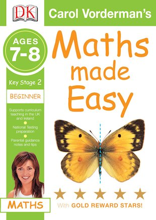 Maths Made Easy: Key Stage 2 Beginner (Ages 7-8)