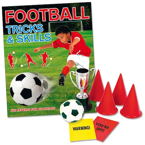 Football Tricks and Skills Kit