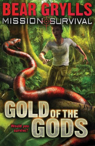 Mission Survival: Gold of the Gods