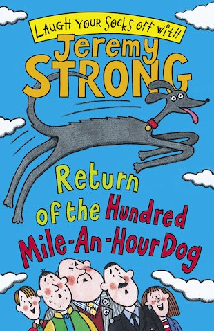 Return of the Hundred-Mile-An-Hour Dog