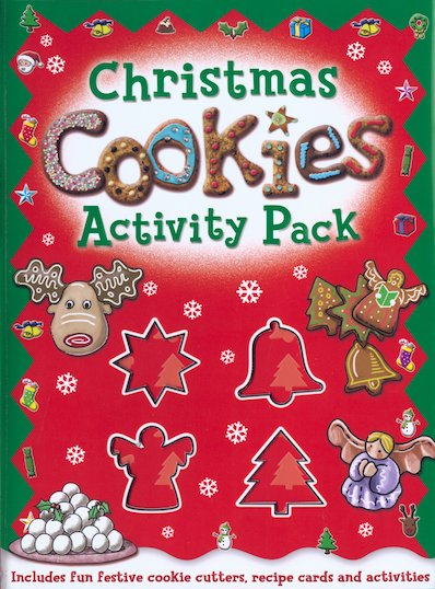 Christmas Cookies Activity Pack