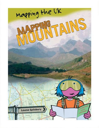 Mapping the UK: Mapping Mountains