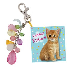 Kitten Charm Mini Book
