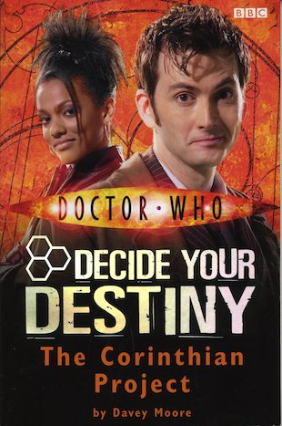 Doctor Who: Decide Your Destiny – The Corinthian Project