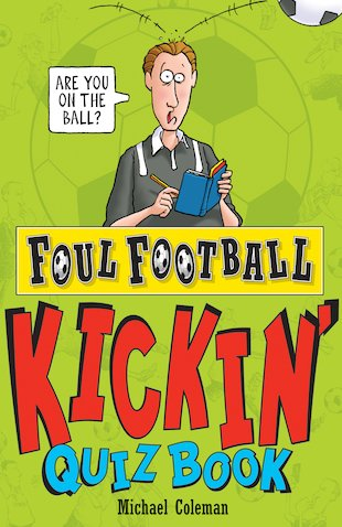 Kickin' Quiz Book
