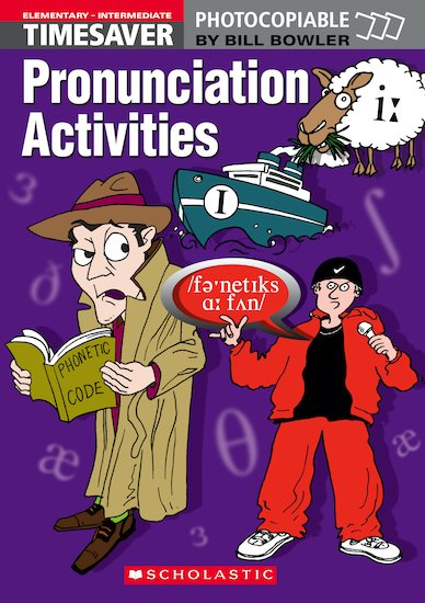 Pronunciation Activities (with CD and poster)