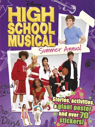 High School Musical Summer Annual