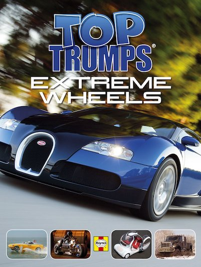 Top Trumps: Extreme Wheels