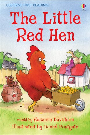 Reviews for Usborne First Reading: The Little Red Hen ...