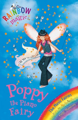 Poppy the Piano Fairy
