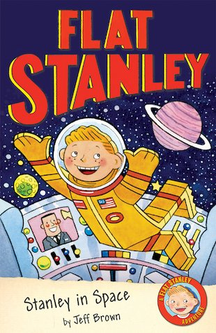 Flat Stanley: Stanley in Space