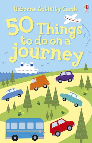 50 Things to Do on a Journey