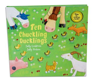 Ten Chuckling Ducklings