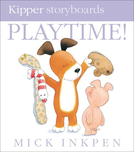 Kipper Storyboards: Playtime!