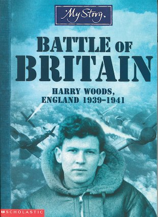 Battle of Britain; Harry Woods, England 1939 - 1941