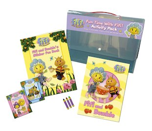 Fifi Activity Pack