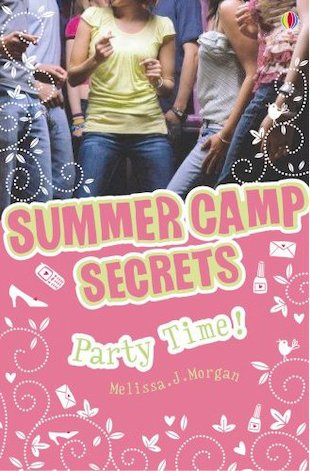 Summer Camp Sec 6: Party Time