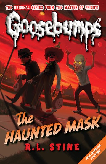 The Haunted Mask