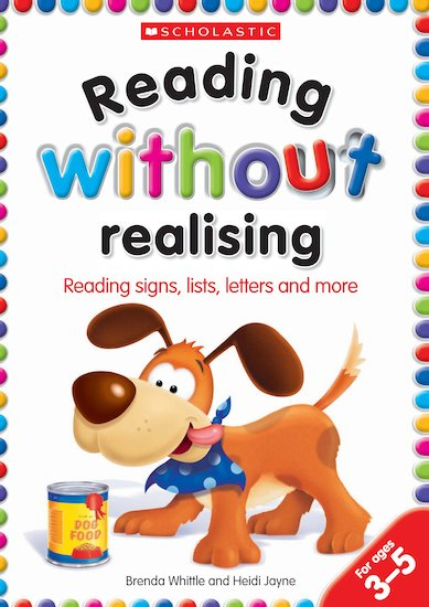 Reading Without Realising (Teacher Resource)