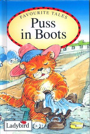 Favourite Tales Puss In Boots