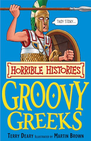 Groovy Greeks (Classic Edition)