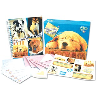 Smarty Paws! Stationery Box