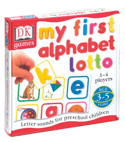 My First Alphabet Lotto
