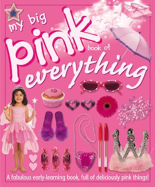 My Big Pink Book of Everything