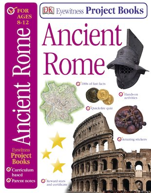 Ancient Rome Project Book