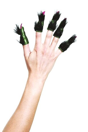 FREE hairy monster fingers!