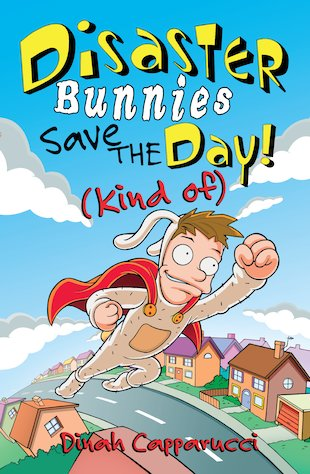 Disaster Bunnies Save the Day (Kind Of)