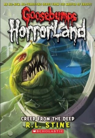 HorrorLand: Creep from the Deep