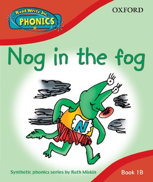 Read Write Inc. Phonics: Nog in the Fog