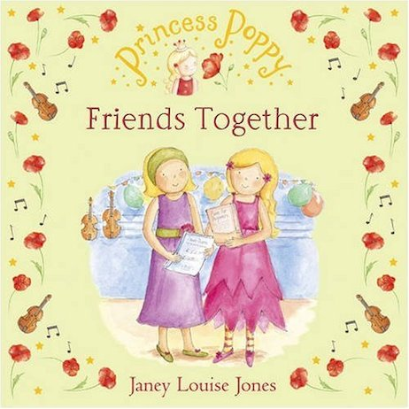 Princess Poppy: Friends Together