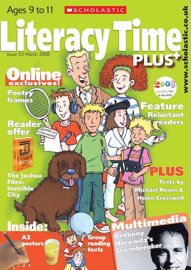 Literacy Time PLUS Ages 9 to 11 March 2008