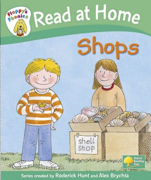 Floppy's Phonics: Shops