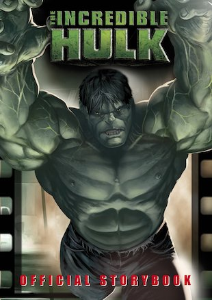 The Incredible Hulk Movie Storybook