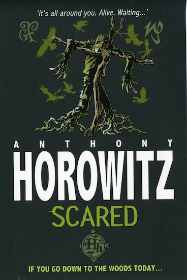 Horowitz Horror: Scared