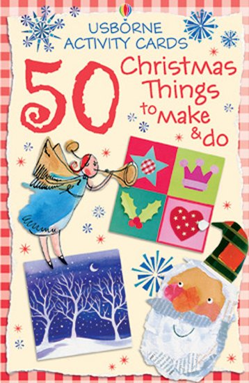 Christmas Things To Do.50 Christmas Things To Make And Do Scholastic Shop