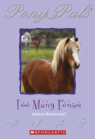 Pony Pals: Too Many Ponies