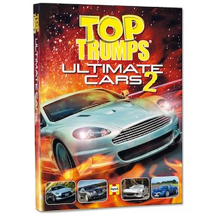 Top Trumps: Ultimate Cars 2