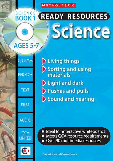 Science Book 1 and CD-ROM