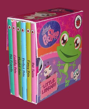 Littlest Pet Shop: Little Library