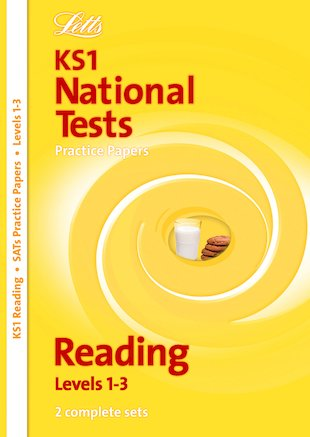 Letts KS1 Practice Papers: Reading