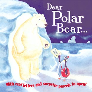 Dear Polar Bear...