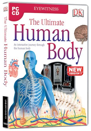 The Ultimate Human Body CD-ROM