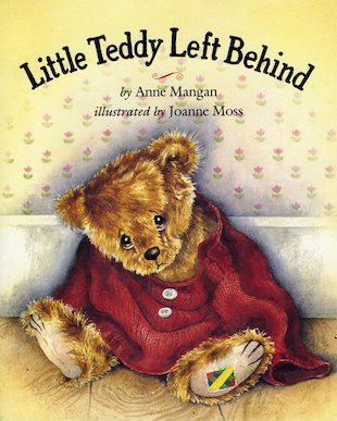 Little Teddy Left Behind