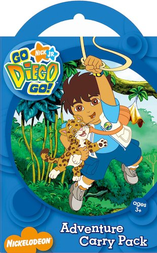 Go Diego Go! Carry Pack