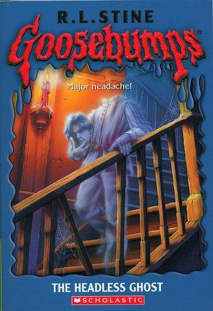 Goosebumps: The Headless Ghost - Scholastic Shop  Goosebumps: The...